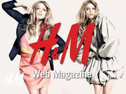 S-a deschis magazinul online H&M