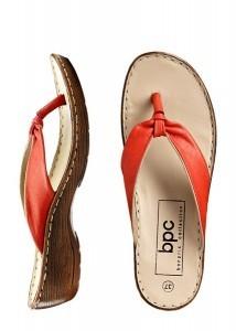 Papuci dama din piele