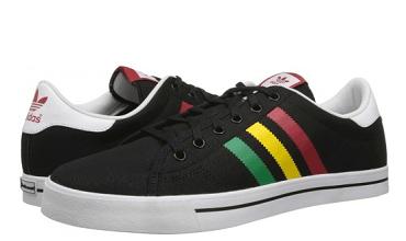 hot sale online 078e4 ccb1e Tenisi barbati Adidas Skateboarding Adicourt Stripes