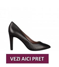 pantofi dama office din piele