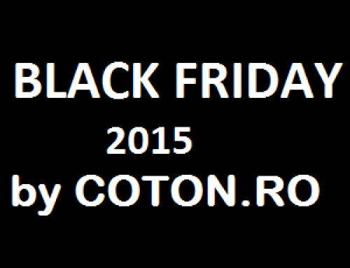 Black Friday 2015. Ghid de shopping