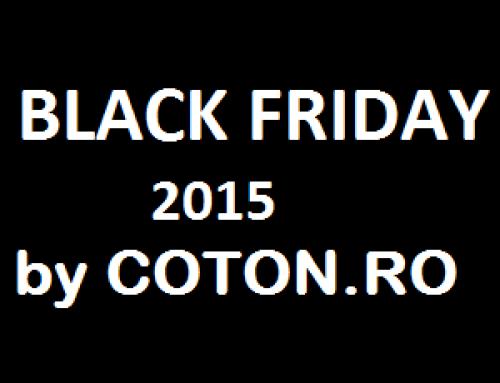 V-aţi făcut lista de cumpărături de Black Friday 2015?