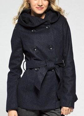 palton dama de iarna