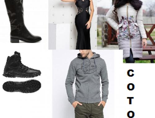 News Fashion 10 noiembrie: Reduceri rochii de seară și ghete bărbați de iarnă Adidas