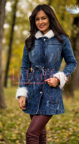 paltoane de iarna dama 2016