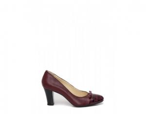 pantofi dama eleganti din piele naturala