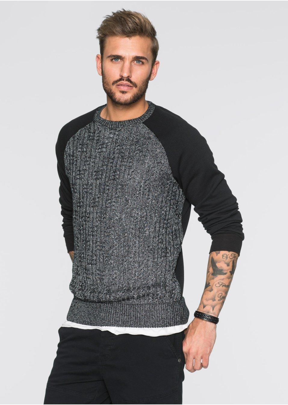Pulovere barbati toamna 2016, pulovere tricotate barbati toamna