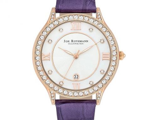 Ceas de damă Joh. Rothmann Saskia 10030136, 3 ATM