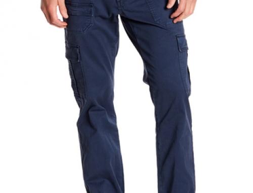 Pantaloni cu manșete elastice bărbați AG Vanguard