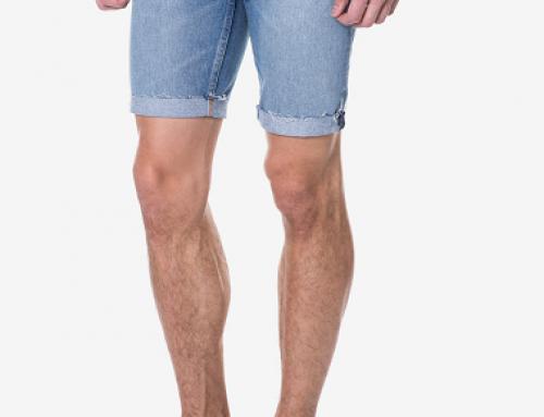 Pantaloni scurți de blugi slim fit bărbați Levi's® 511