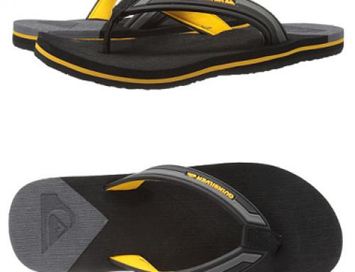 Papuci de plajă pentru bărbați Quiksilver Molokai