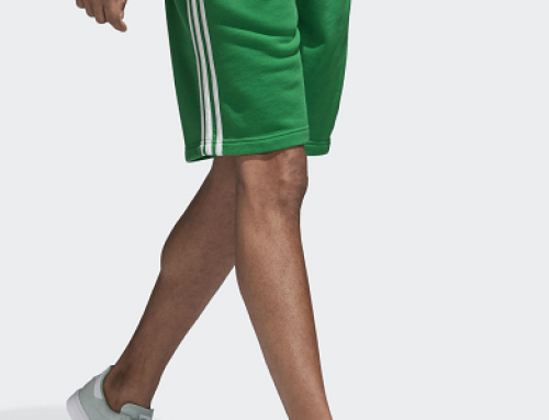 Pantaloni scurți bărbați Adidas Originals 3-Stripes cw2439
