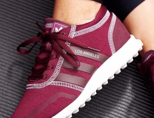 Pantofi sport de damă cu talpă ușoară Adidas Originals
