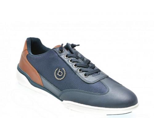 Pantofi sport bleumarin pentru bărbați Bugatti 46503