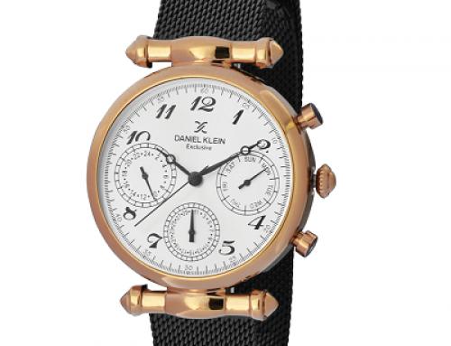 Ceas de damă Daniel Klein Exclusive DK11395-5