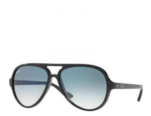 Ochelari de soare bărbați Ray-Ban RB4125 Cats 5000 601/3F