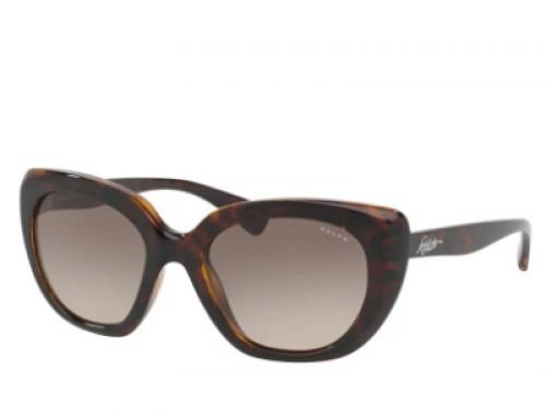 Ochelari de soare damă stil ochi de pisică Ralph Lauren RA5228