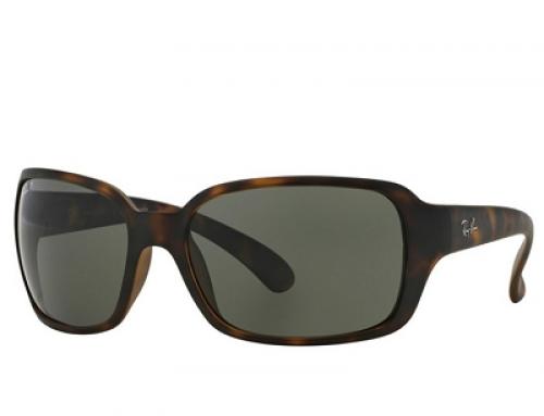 Ochelari de soare damă cu lentile verzi Ray-Ban RB4068
