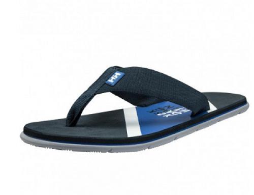 Papuci de plajă din material textil bărbați Helly Hansen Seasand