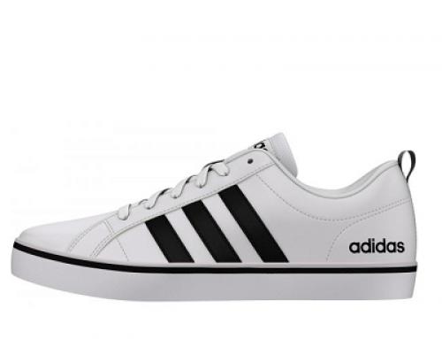 Teniși albi cu talpă joasă bărbați Adidas Neo VS Pace AW4594