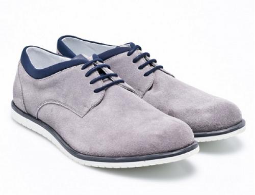 Pantofi casual din piele naturală bărbați Gino Rossi Break