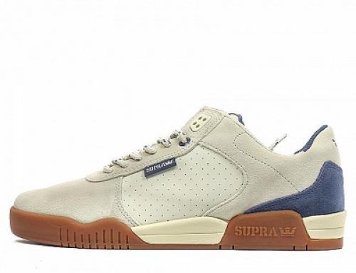 Pantofi sport din piele naturală pentru bărbați Supra Ellington