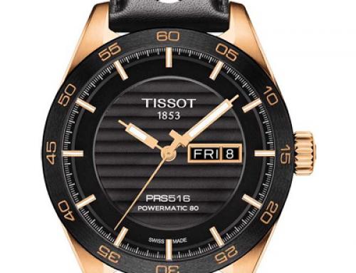 Ceas original bărbătesc Tissot T1004303605100, 10 ATM, Piele