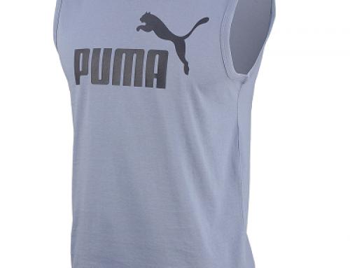 Maiou sport pentru bărbați Puma Ess No.1 Sl 83824082