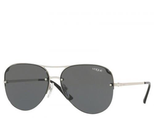 Ochelari de soare polarizați cu lentile gri bărbați Vogue VO4080S 323/87