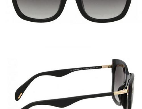 Ochelari de soare damă polarizați cu lentile gri Police SPL616-0700