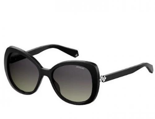 Ochelari de soare damă, ramă pătrată, polarizați,Polaroid 4063/S/X 807/WJ