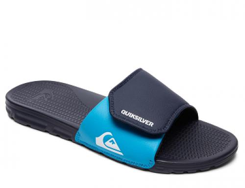 Papuci de plajă cu sistem velcro pentru bărbați Quicksilver Shoreline