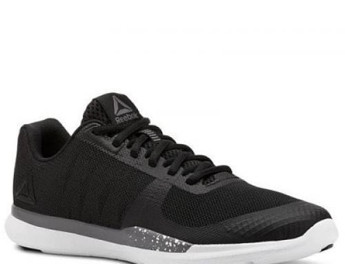 Pantofi sport negri pentru bărbați Reebok Sprint CN4899