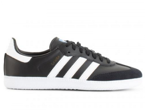 Pantofi sport damă din piele naturală Adidas Originals Samba OG J B37294