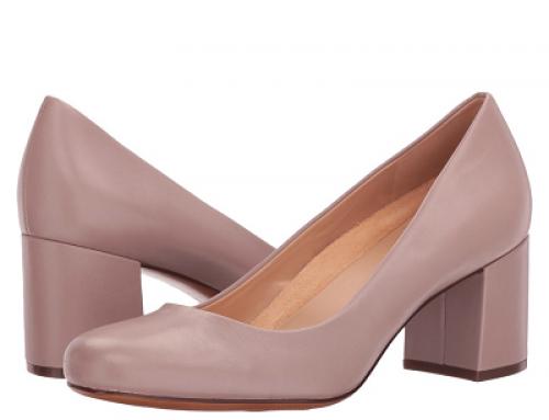 Pantofi damă office cu toc gros și din piele naturală Naturalizer Whitney