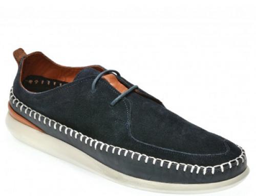 Pantofi casual din piele întoarsă și cu talpă ușoară, bărbați, Otter K6I4