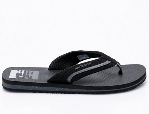 Papuci de plajă cu talpă subţire pentru bărbaţi New Balance M607