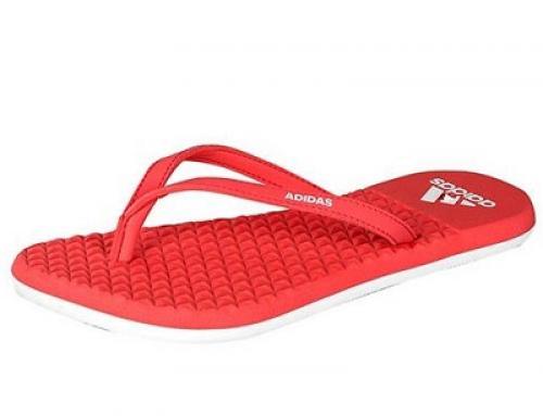 Papuci damă de plajă cu talpă subțire Adidas Eezay Soft Thong cp9874
