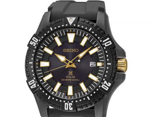 Ceas sport pentru bărbați Seiko SNE373P1 Prospex Solar Diver, 20 ATM