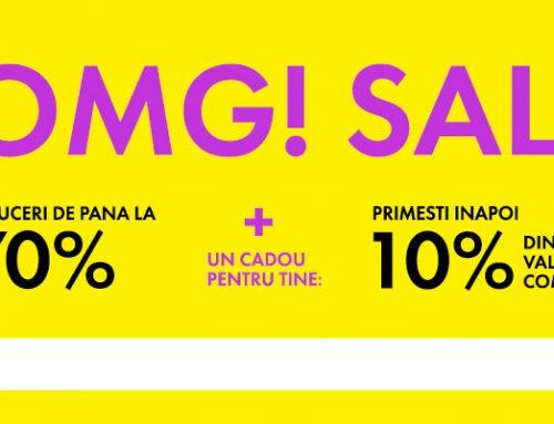 OMG! Sale de vară de la Fashiondays cu până la 70% la mii de produse