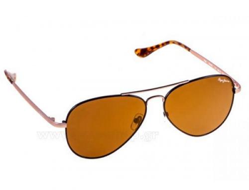 Ochelari de soare polarizați bărbați Sun Pepe Jeans Gage 5125 C1
