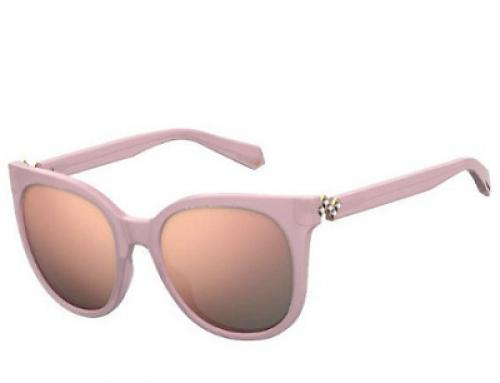 Ochelari de soare damă polarizați, lentile gri, Polaroid PLD 4062/S/X 35J/0J