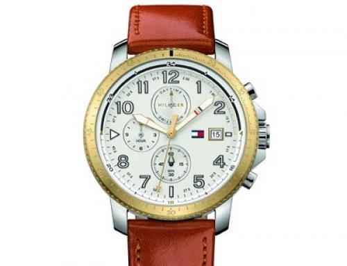 Ceas pentru bărbați Tommy Hilfiger Travi 1791363, 5 ATM, Quartz