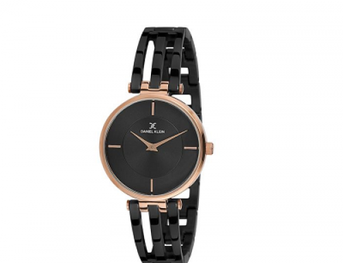Ceas de damă Daniel Klein Trendy DK11656-5, 3 ATM, Quartz