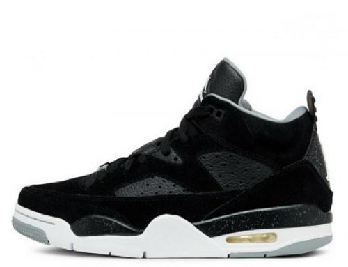 Pantofi sport din piele naturală pentru bărbați Nike Jordan Son Of Low