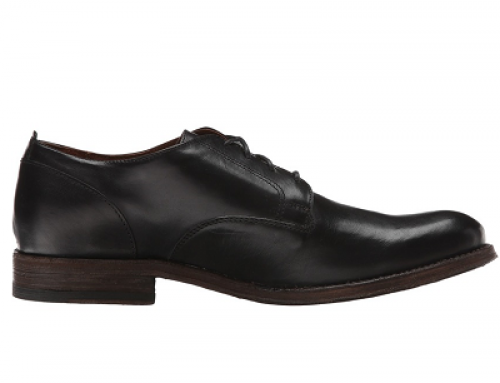 Pantofi negri office pentru bărbați Frye Jacob Oxford, piele naurală