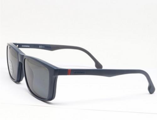 Ochelari de soare polarizați, bărbați, Carrera 4009/CS RCT 54, lentile verzi