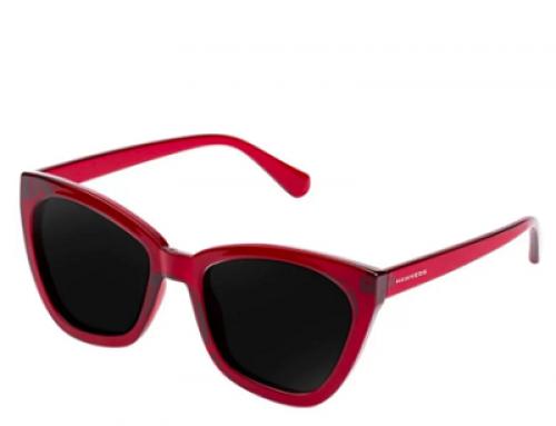 Ochelari de soare damă polarizați stil fluture Hawkers H08FHT4801 Crystal