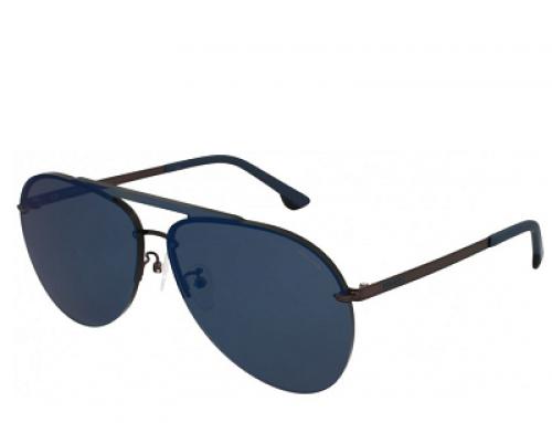 Ochelari de soare polarizați Aviator pentru bărbați Police SPL495 627B Idol 1