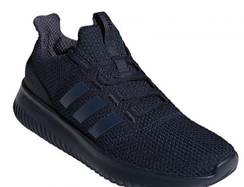 Pantofi sport Adidas CF Ultimate pentru bărbați, albaștri, din material textil